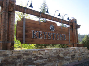 keystone sign